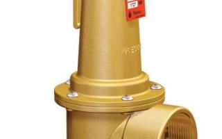 Предохранительный клапан давления – важный элемент безопасности