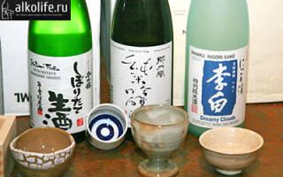 Саке: сколько градусов, как пить и готовить