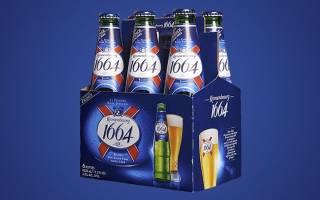 Пиво Кроненберг 1664: история, особенности, виды