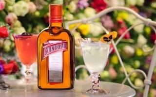 Рецепты коктейлей с куантро