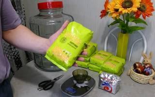 Брага из кукурузы для самогона, простые и сложные рецепты приготовления