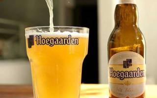Пиво Хугарден Грейпфрут, виды напитков и их характеристики