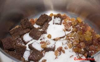 Домашний квас – 5 простых рецептов приготовления хлебного кваса