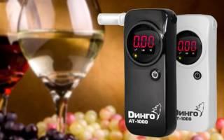 Рейтинг ТОП 5 лучших алкотестеров для личного пользования
