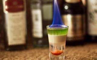 Популярные коктейли из самбуки с колой, спрайтом, соком