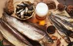 Как правильно подобрать рыбу к пиву