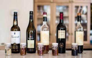 Херес: что это, виды, как пить 9 популярных испанских марок