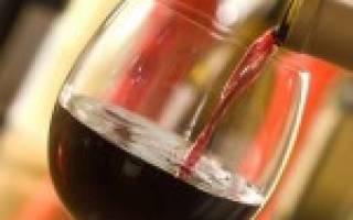 Осадок в вине – разбираемся нормально ли это