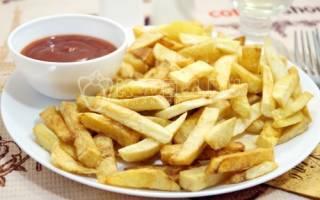 Картофель фри в домашних условиях – Рецепты картофеля фри