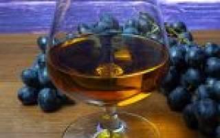 Коньяк из винограда в домашних условиях – рецепт и технология