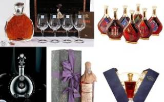 Самые дорогие коньяки: ТОП-10 самых дорогих в мире, самые популярные в России, самые хорошие армянские